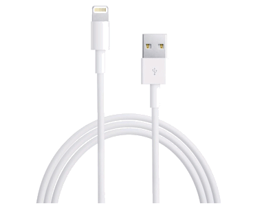Apple IP Lightning to USB Cable