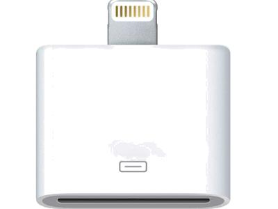Apple iPhone Lightning 30-pin Adapter