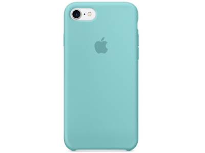Apple IP7 Silicone Case Sea Blue