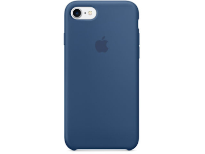Apple IP7 Silicone Case Ocean Blue