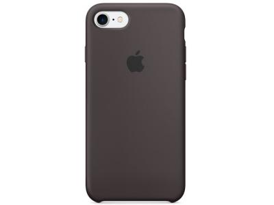 Apple IP7 Silicone Case Cocoa