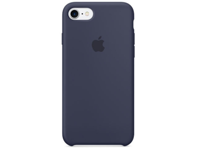 Apple IP7 Silicone Case M.Blue