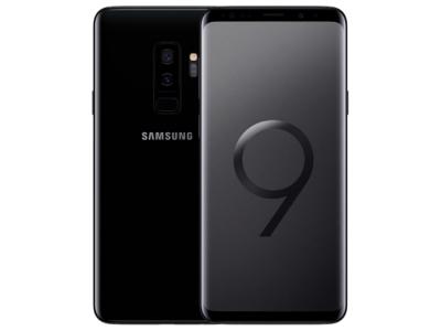 Samsung SM-G965 Galaxy S9+ Black