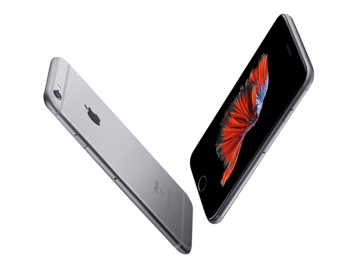 Apple iPhone 6S 128GB Space Grey O2C