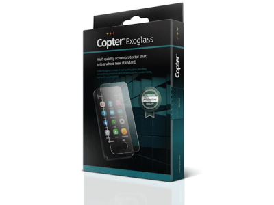Copter Exoglass Curved P20 Pro FG