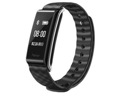 Huawei A2 Sports Band HR Black