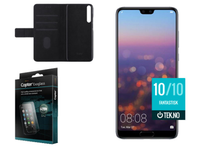 Huawei P20 Pro 128GB Blue Bundle