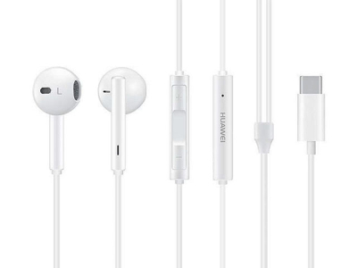 Huawei CM33 USB-C In-Ear Headset Hvit
