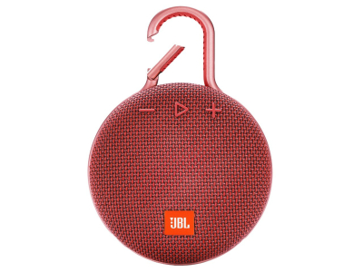 JBL Clip 3 IPX7 Red