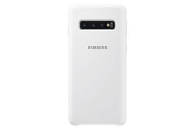 Samsung Silicon Cover S10 White