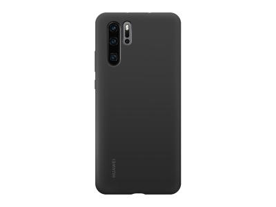 Huawei Silicone Huawei P30 Pro Black