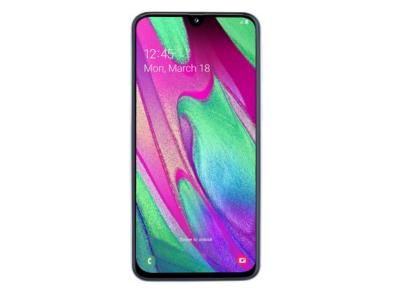 Samsung SM-A405 Galaxy A40 White