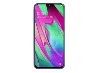 Samsung SM-A405 Galaxy A40 Black