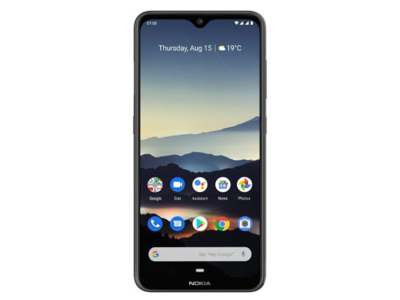 Nokia 7.2 DS 4/64 Charcoal