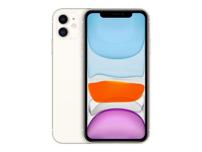 Apple iPhone 11 256GB White O2C