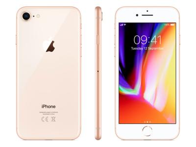 Apple iPhone 8 128 GB Gold O2C