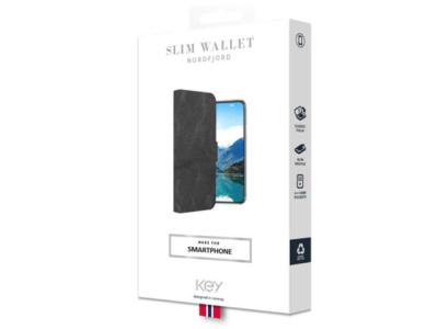 KEY Nordfjord Wallet Nokia 2.4 Black