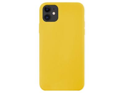 KEY Case IP11 Misty Yellow
